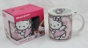 Hello Kitty Hada Taza Ceramica