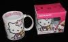 Hello Kitty Flor Taza Ceramica