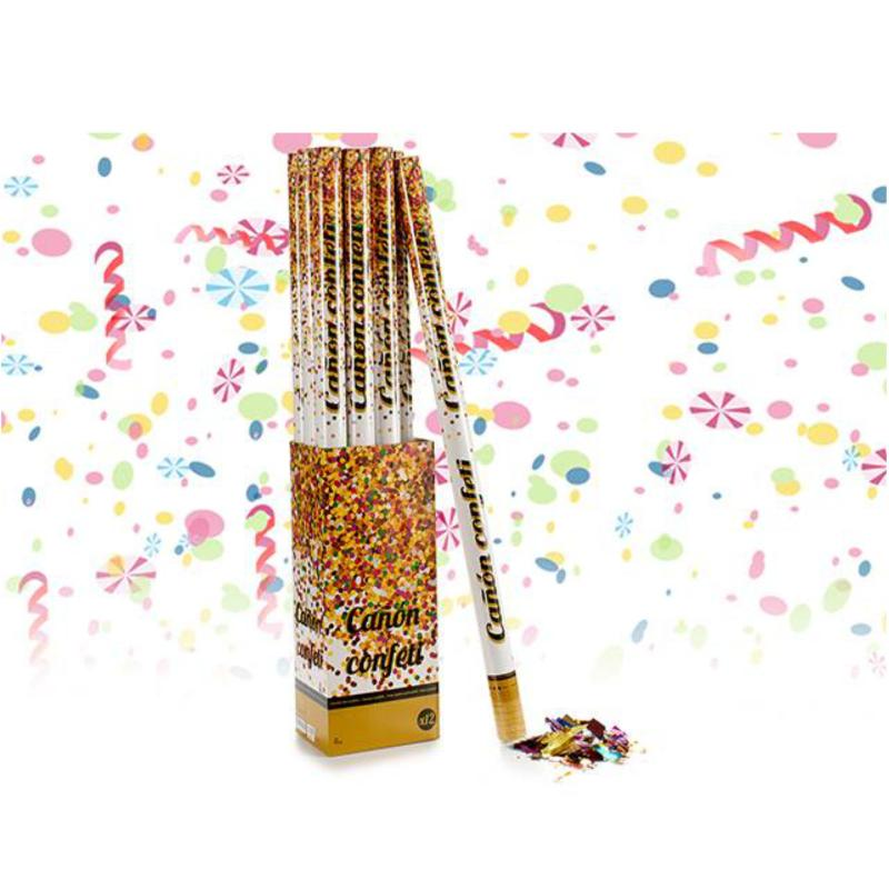 Ca�on Confetti 80 cms