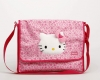 Hello Kitty Bolsa Bandolera Flores