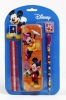 Mickey/Minnie Estuche 6 pzas