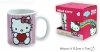 Hello Kitty Taza Corazon