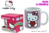 Hello Kitty Taza Amor