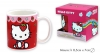 Hello Kitty Taza Fresas
